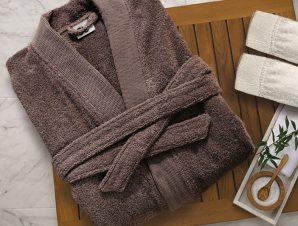 Μπουρνούζι Sb Home Elegante Grey