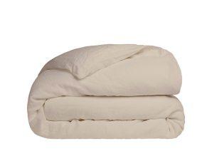 Παπλωματοθήκη Διπλή Sunshine Home Cotton Feelings 109 Sand 200×250