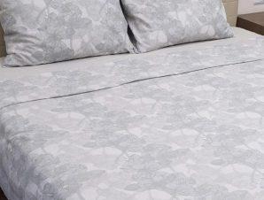 Παπλωματοθήκη Διπλή Sunshine Home Cotton Feelings 2032 Grey 200×250