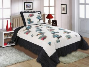 Σετ Κουβερλί Μονό Silk Fashion 1511-39 160×220