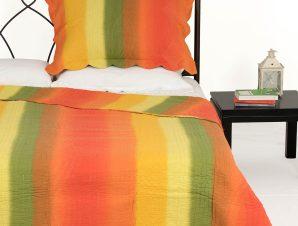Σετ Κουβερλί Μονό Silk Fashion 9213 170×220