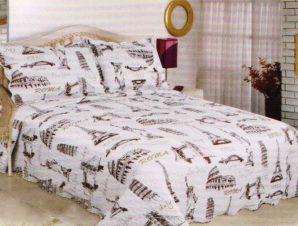 Σετ Κουβερλί Μονό Silk Fashion Ag3229 160×220