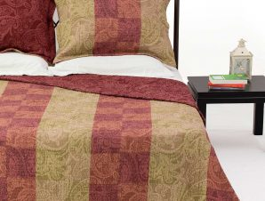 Σετ Κουβερλί Μονό Silk Fashion Ns02 160×220