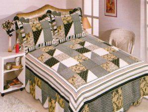 Σετ Κουβερλί Υπέρδιπλο Silk Fashion 13-62 220×240
