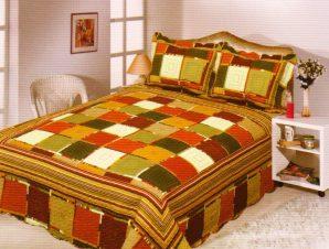 Σετ Κουβερλί Υπέρδιπλο Silk Fashion 1967 220×240
