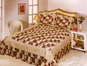 Σετ Κουβερλί Υπέρδιπλο Silk Fashion 44421 220×240