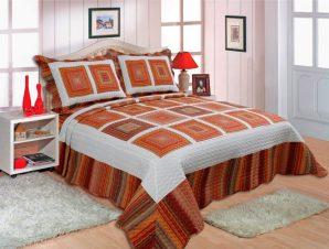 Σετ Κουβερλί Υπέρδιπλο Silk Fashion 5383Jk 220×240