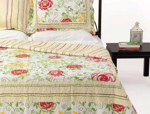 Σετ Κουβερλί Υπέρδιπλο Silk Fashion 9142 225×250