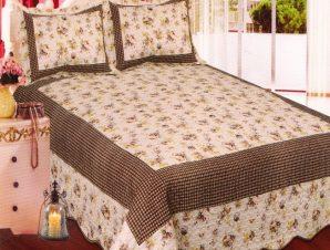 Σετ Κουβερλί Υπέρδιπλο Silk Fashion Ag0251Jk 220×240