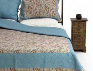 Σετ Κουβερλί Υπέρδιπλο Silk Fashion Ns76-1 220×240