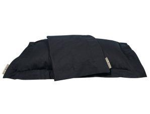 Ζεύγος Μαξιλαροθήκες Oxford 50X70 Greenwich Polo Club Premium 2210 Μαύρο