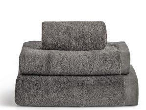 Πετσέτα Μπάνιου 90X150 Kentia Stylish Brand Grey