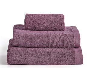 Πετσέτα Μπάνιου 90X150 Kentia Stylish Brand Violetta