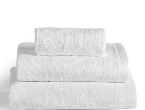 Πετσέτα Προσώπου 50X100 Kentia Stylish Brand Snow