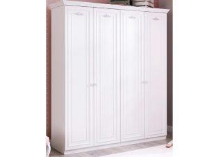 Παιδική ντουλάπα 4 φύλλα RO-1008 – RO-1008