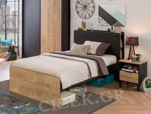 Παιδικό κρεβάτι BL-1301 – BL-1301