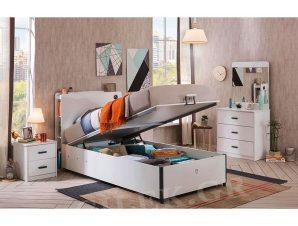 Παιδικό κρεβάτι με αποθηκευτικό χώρο WH-1705 – WH-1705