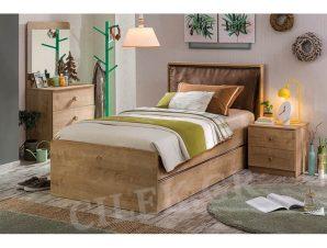 Παιδικό κρεβάτι MO-1307 – MO-1307